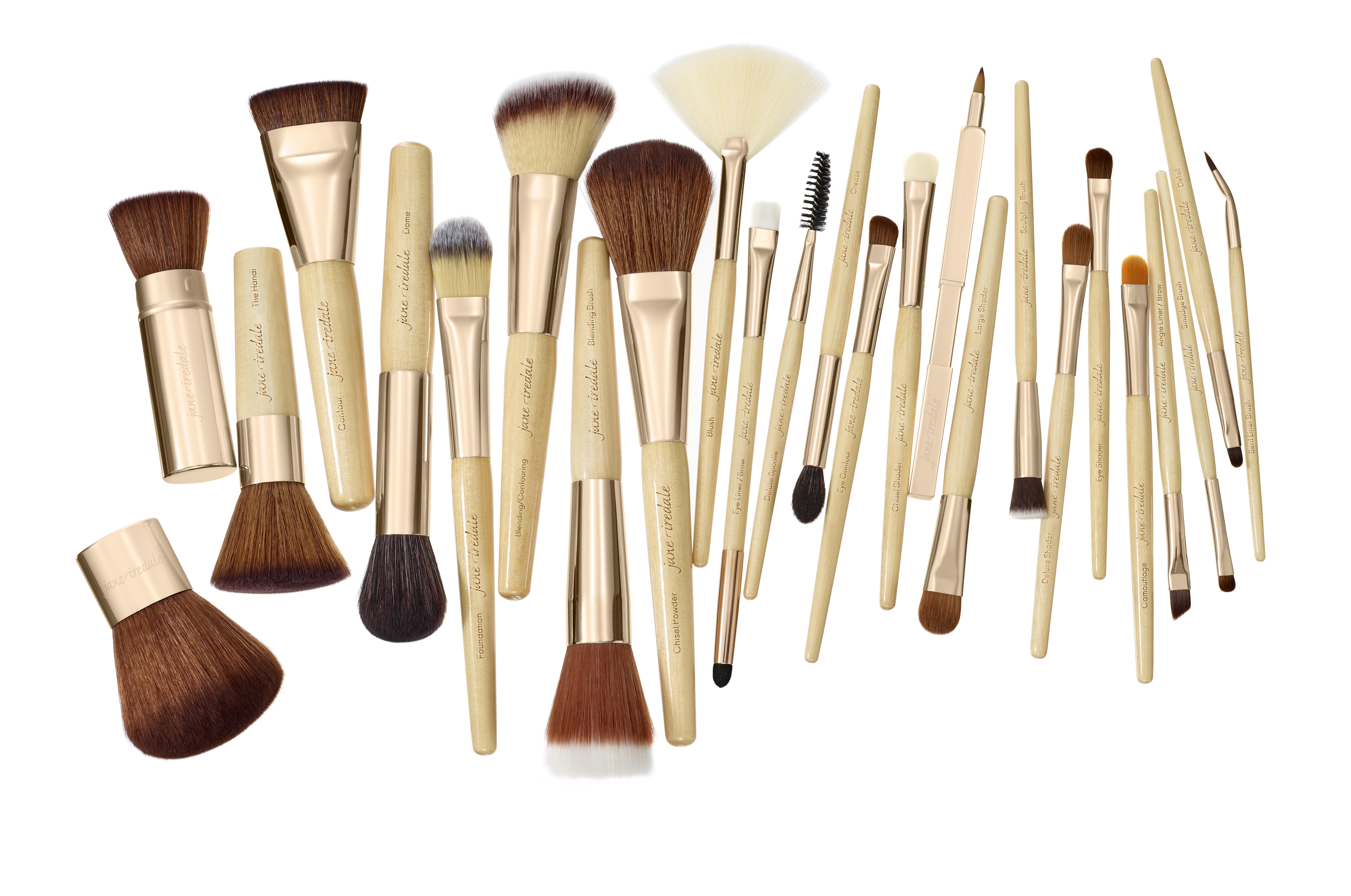 Vegan Makeup Brushes & More